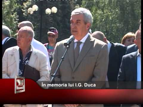 În memoria lui I.G. Duca