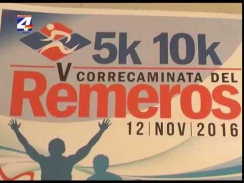 Correcaminata del Club Remeros será el 12 de noviembre