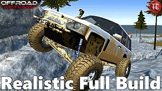 Off-Road Outlaws: MAXED OUT Realistic Land Rover Build