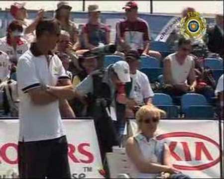 Archery World Cup - 2006. Полуфинал.