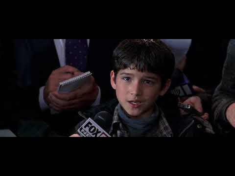 Maid In Manhattan (2002) - Ty gives great speech