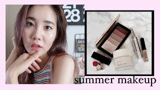 Flawless Summer Foundation Routine + Makeup Trends in Korea