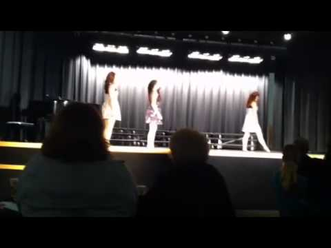 OHS Dancers A Thousand Years Dinner Show Performance