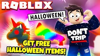 How to Get FREE HALLOWEEN ITEMS in Adopt Me HALLOWEEN 2019! (Roblox)