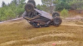 8. Can Am Maverick X3 Turbo Fail