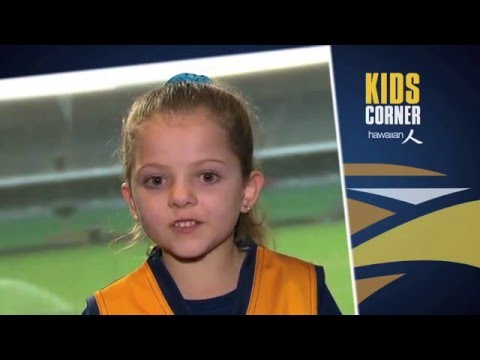 Hawaiian Kids Corner - Jack Darling what is your best AFL moment? on YouTube