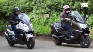 8. BMW C650GT & C650 Sport Review Road Test | Visordown Motorcycle Reviews