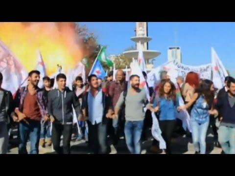 Video - HDP: 97 οι νεκροί της διπλής επίθεσης στην Άγκυρα