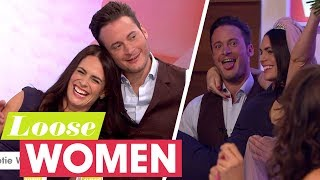 Subscribe now for more! http://bit.ly/1VGTPwA Susie Amy joins former Footballers' Wives co-star Gary Lucy for a surprise reunion and they recreate that infamous wedding from the show. From series 21, broadcast on 21/07/2017Like, follow and subscribe to Loose Women!Website: http://bit.ly/1EDGFp5YouTube: http://bit.ly/1C7hxMyFacebook: http://on.fb.me/1KXmWdcTwitter: http://bit.ly/1Bxfxtshttp://www.itv.comhttp://www.stv.tv