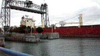 Port Colborne (ON) Canada  City new picture : Freighter Federal Yoshino at Port Colborne Ontario Canada
