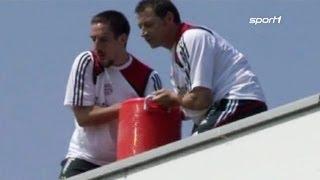 Die besten Streiche des Franck Ribéry