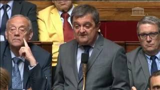 VIDEO de ma question à la Ministre de l'Éducation Nationale sur la fermeture du collège Robert Surco