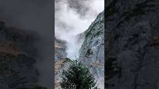 Lawina kamienna w rejonie Morskiego Oka – KU PRZESTRODZE