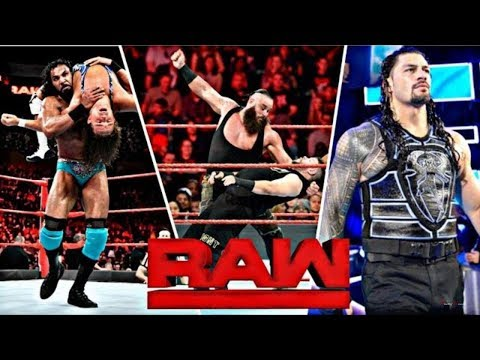 WWE Raw Highlights 7th May 2018 - WWE Raw Highlights 5/7/18 Highlights