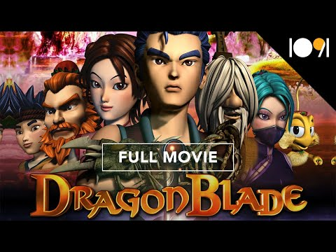 Dragonblade (FULL MOVIE)