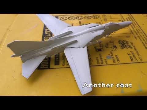 1:72 Art Model MiG-27D Flogger...