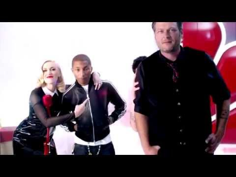 The Voice Season 7 Promo 'Hollaback Coaches'