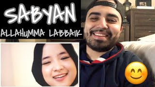 "Video Reacting to SABYAN "" ALLAUMMA LABBAIK "" MP3, 3GP, MP4, WEBM, AVI, FLV Januari 2019"