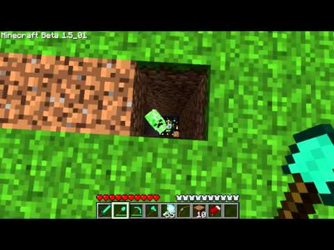 How to Make A Charged Creeper in Minecraft !!