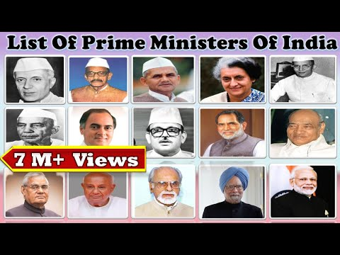 भारत के प्रधानमंत्री  | Prime Minister Of India | Sbi, Ibps, Po, Ias, Pcs, Ssc | Learn For Job
