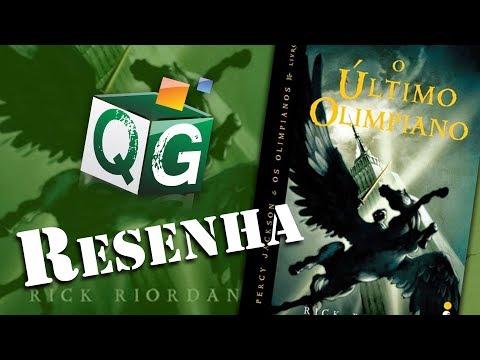 Resenha - Percy Jackson e o Último Olimpiano