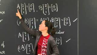 Matrix Spaces | MIT 18.06SC Linear Algebra, Fall 2011