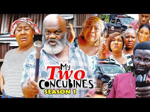 MY 2 CONCUBINES SEASON 1 - (New Hit Movie) Ngozi Ezeonu 2021 Latest Nigerian Nollywood Movie