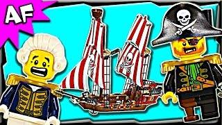 Lego Pirates BRICK BOUNTY Ship 70413 Stop Motion Build Review