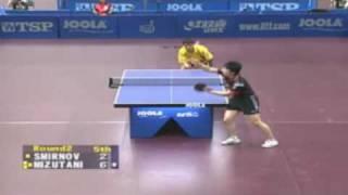 2009 Japan Open : Jun Mizutani vs Alexi Smirnov