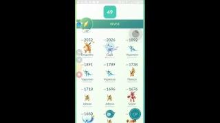 Watch me play Pokémon GO! A-live A-little while longer...