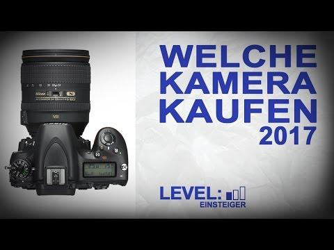 Welche Kamera soll ich Kaufen? 2017 die bewährte DSLR Kaufberatung Canon, Nikon, Sony