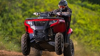 9. TEST RIDE: 2015 Arctic Cat XR 700 XT