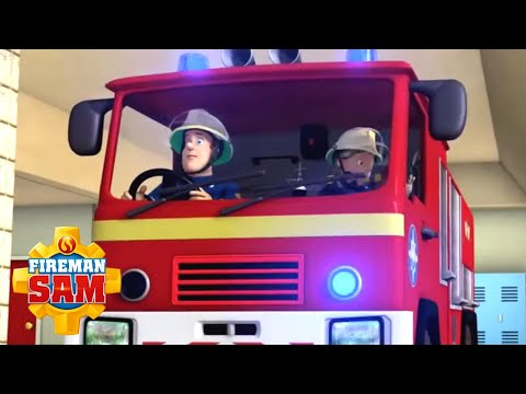 Fireman Sam | Ready for a Rescue | Best of Season 7 🚒 🔥 Videos For Kids