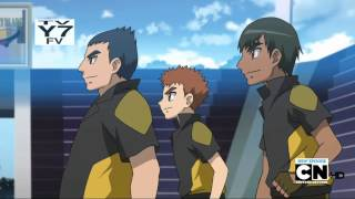 BeyBlade Metal Masters Episodio 35 Latino TVRip HD