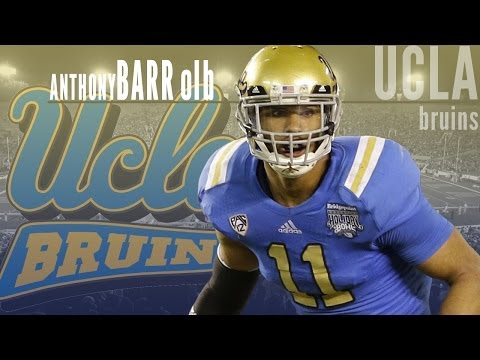Anthony Barr - 2014 NFL Draft profile_Best videos: Football