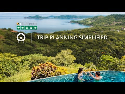 Anywhere.com - Trip Planning Simplified