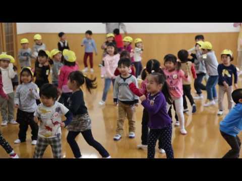 平成28年度 みなみ保育園 東石井保育園との交流(えびかにっくす)