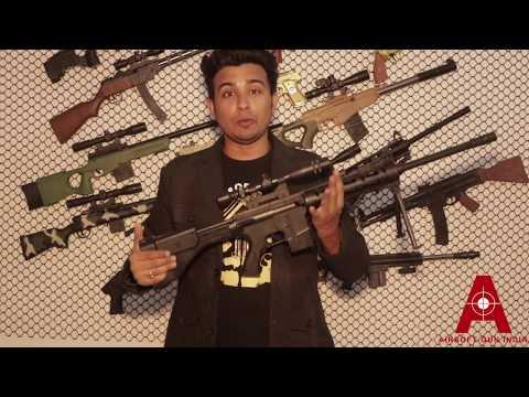 M88 ASSUALT RIFLE BY AIRSOFT GUN INDIA
