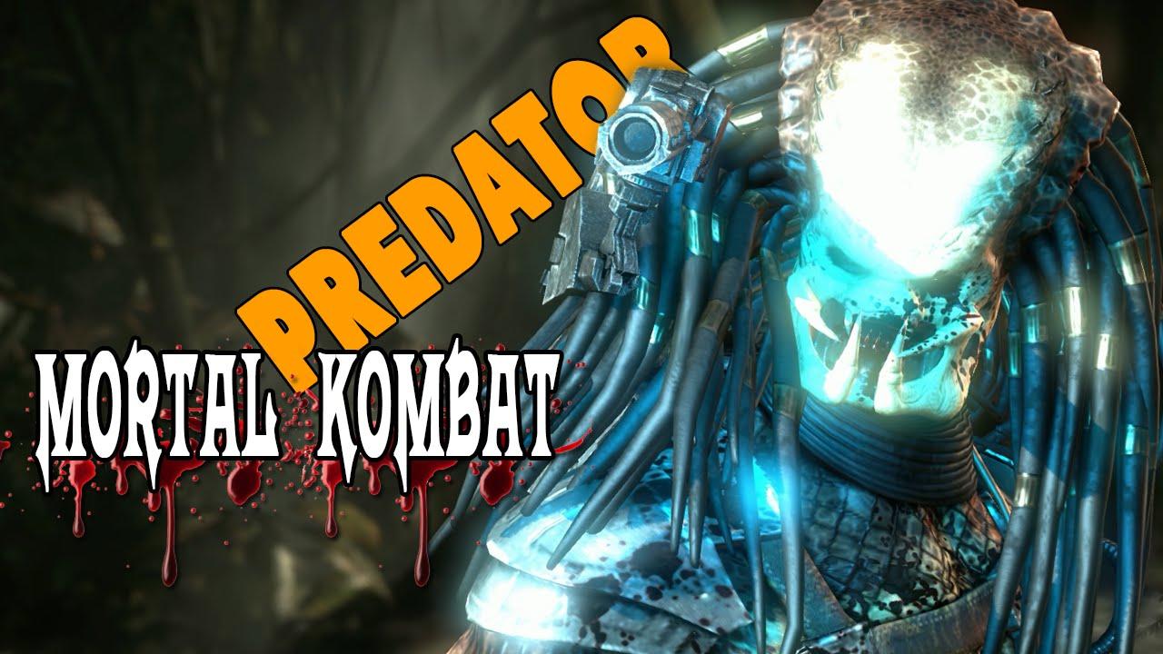 PREDATOR – Mortal Kombat X vs sTaXx
