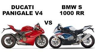 8. BMW S 1000 RR vs Ducati Panigale V4- Specs Compare