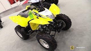 8. 2019 Honda TRX250 X - Walkaround - 2018 AIMExpo Las Vegas