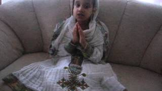 EOTC Hosaena Mezmur By Little Nuhamin