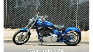 2. 2008 Harley-Davidson Softail Rocker - Review & Details