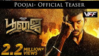 Poojai Movie Teaser
