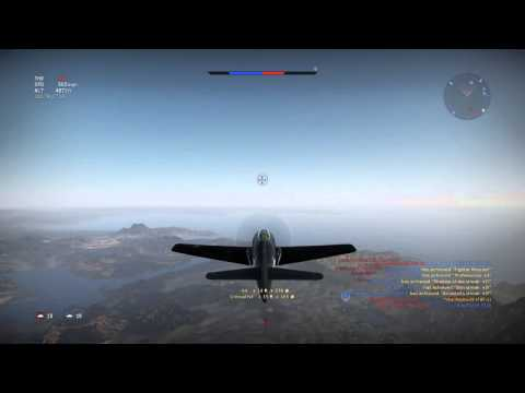 War Thunder F8F Bearcat My Favorite Plane