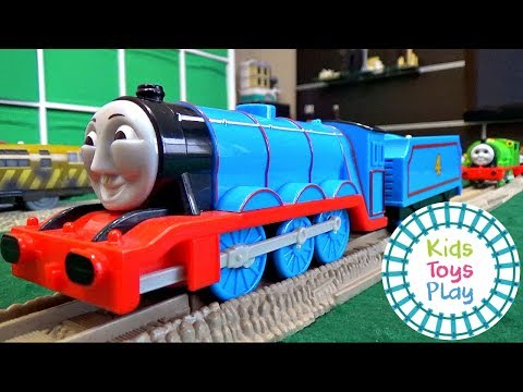 Thomas & Friends Trackmaster and TOMY Toy Train Collection