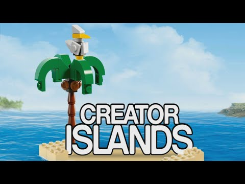 LEGO® Creator Islands Android GamePlay Trailer (HD)