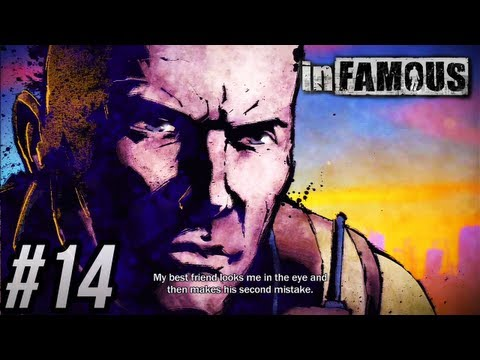 """inFAMOUS - Episode 14 """"Light in the Tunnel"""" (Good Karma / Platinum Guide)"""