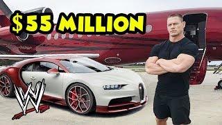 Video 10 Highest Paid WWE Wrestlers In 2018 (Richest WWE Superstars) MP3, 3GP, MP4, WEBM, AVI, FLV Oktober 2018