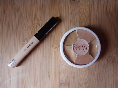 beaute Lépineuse question de lanti cernes qui vieillit maquillage